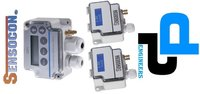 Sensocon USA Differential Pressure Transmitter Series DPT30-R8 - Range  -37.5 - 37.5 mbar