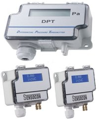 Sensocon USA Differential Pressure Transmitter Series DPT30-R8 - Range  0 - 380 mmWC