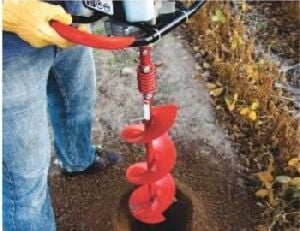 Digger Earth Auger