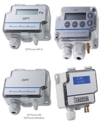 Sensocon USA Differential Pressure Transmitter Series DPT30-R8 - Range  0 - 508 mmWC