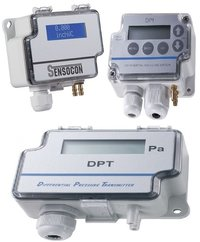 Sensocon USA Differential Pressure Transmitter Series DPT30-R8 - Range  0 - 762 mmWC