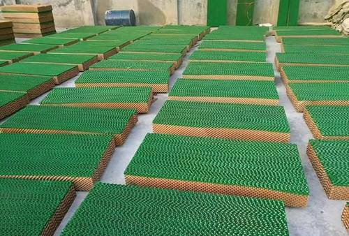 Greenhouse Cooling Pad