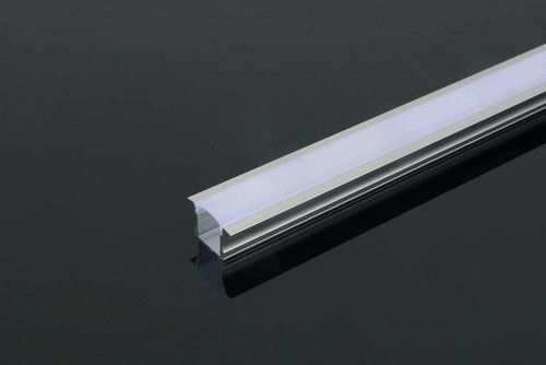 LED Profile Deep Recess Housing