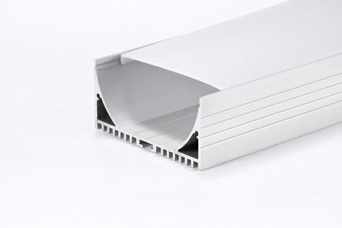 LED Profile 50Mm Surface Housing
