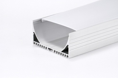 LED Profile 50Mm Surface Housing