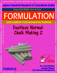 Dustless Normal chalk making-2