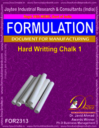 Hard writing chalk formula-1