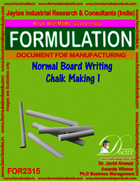 Normal Board writing chalk formula-1
