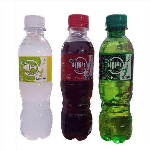 Cold Drink Bottle Label
