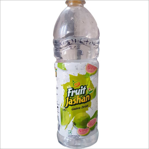 Guava Drink Bottle Label