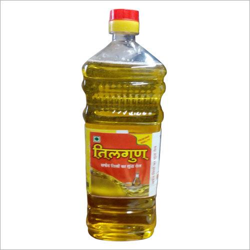 Oil Bottle Label