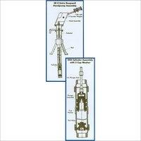 India Mark II Extra Deepwell Hand Pump