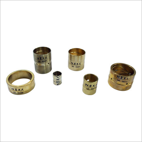 JCB Brass Bushes