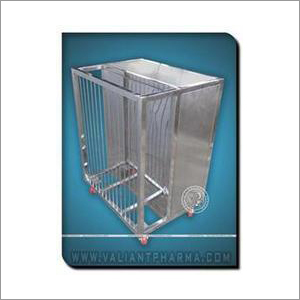 Sieves Trolley