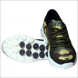Men Printed Running Shoes