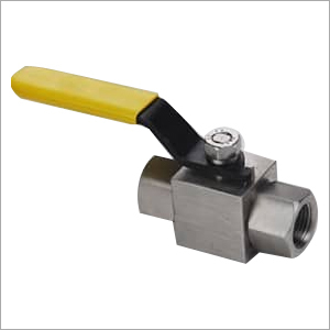 High Pressure Ball Valve (3 Piece)