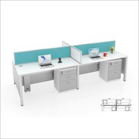 Smart Office Modular Work Stations