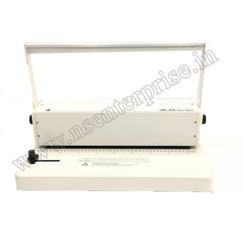Spiral Binding Machine 14 F/C