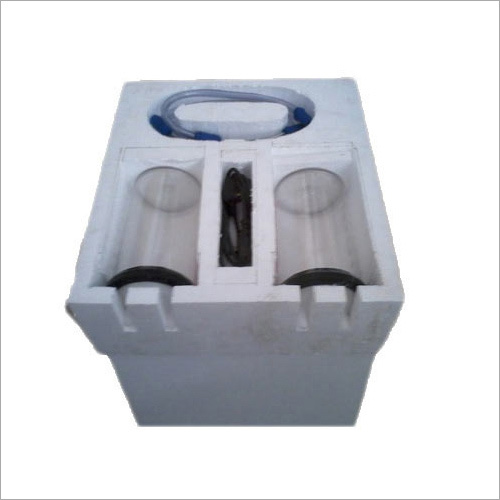 Moulded Thermocol Box