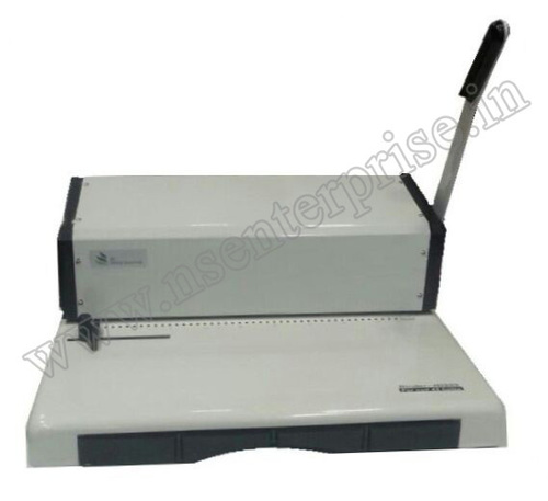 Spiral Binding Machine JD999