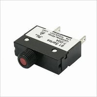 Thermal Circuit Breaker with 125250V AC, 50V DC Voltage