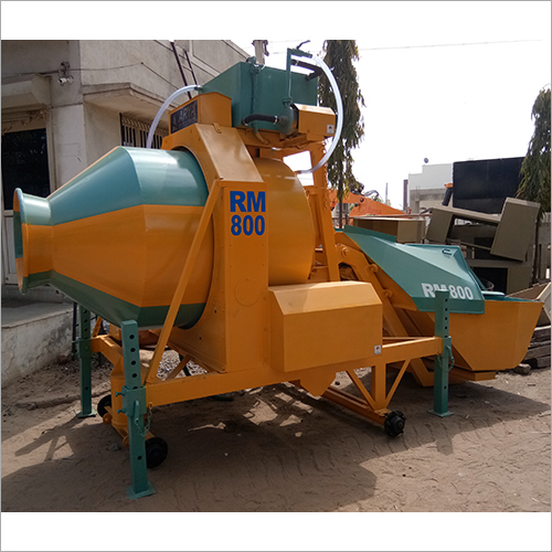 Hydraulic Broomer (Road Sweeper)
