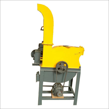 Triple Mouth Full Tapa Chap Cutter With Gear Drive