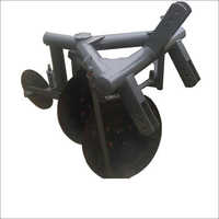 Automatic Two Disc Plough