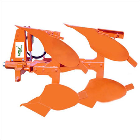 Sai Hydraulic Reversible Plough