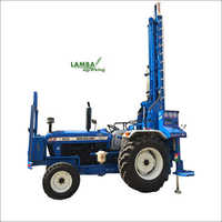 Lamba Agroking Tractor Mounted Drilling Rig