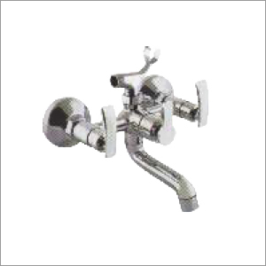 Brass Wall Mixer