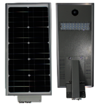 LED 25W Integrated Solar Street Light