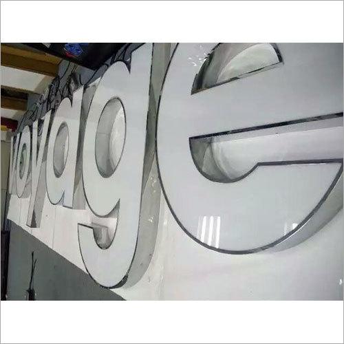 Letter Signage Board