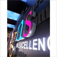 Designer LED Letter Board