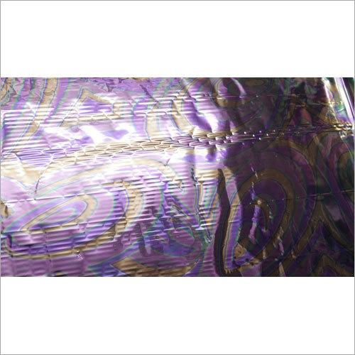 Printed Textile Foil