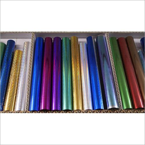 Paper & Plastic Stamping Foil