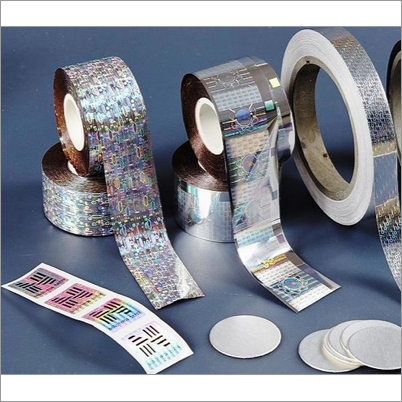 Hologram Hot-Stamping Foils