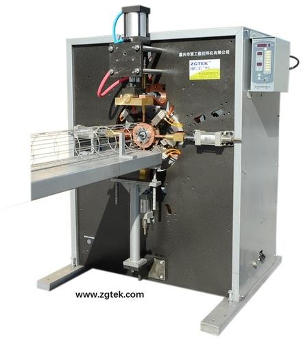 Round Filter Cage Welding Machine Line
