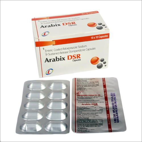 Sustained Release Domperidone Capsules