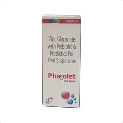 Zinc Gluconate Prebiotic