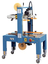 Semi Automatic Carton Taping Machine