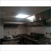 Kitchen Exhaust SS Hoods