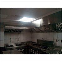 Kitchen Exhaust SS Hoods