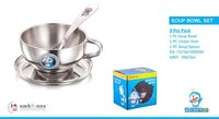 Doraemon Soup Bowl Set