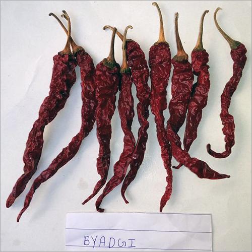 Byadgi chillies
