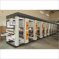 Rotogravure Printing Machine -BR STANDARD