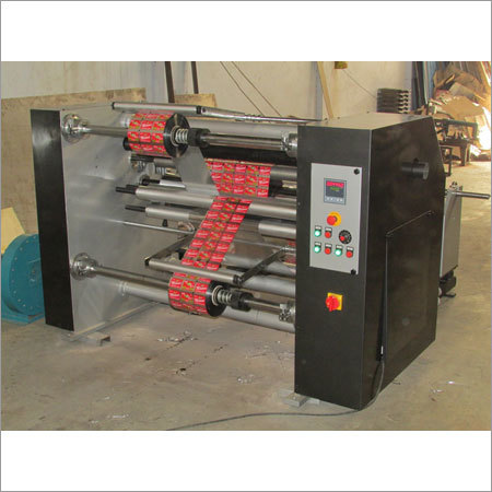 Center Winder Slitting Machine