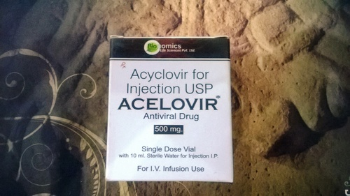 Aciclovir 250mg/500mg