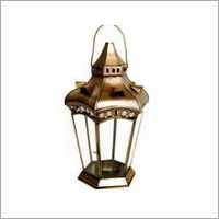 Steel Crown Lantern