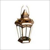 Steel Crown Lantern